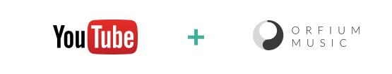 Youtube & Orfium Icon